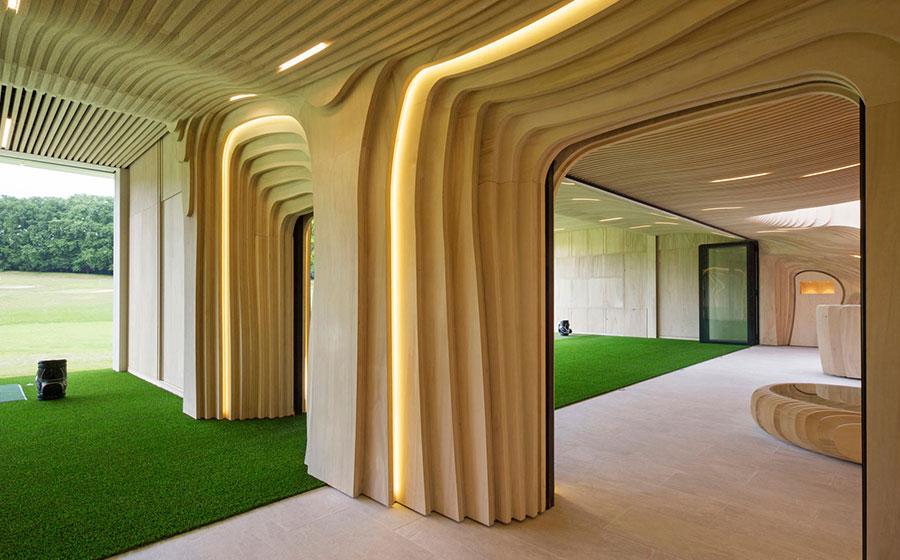 practice de golf paris international golf club baillet. Black Bedroom Furniture Sets. Home Design Ideas