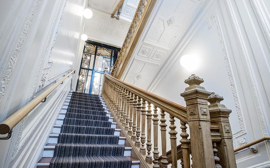 Paris rénovation bureaux étude notaire notarial notariale notaires ADDH dechin alexandre hoang - Carré d'Arch Architectes Associés
